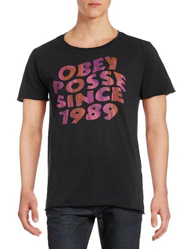 Obey Unreal 89 T-Shirt-BLACK-Medium 88454266_BLACK_Medium