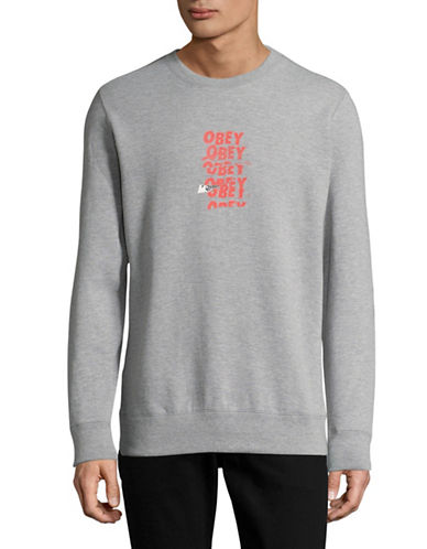 Obey Cant Help You Sweatshirt-GREY-Large 88984527_GREY_Large