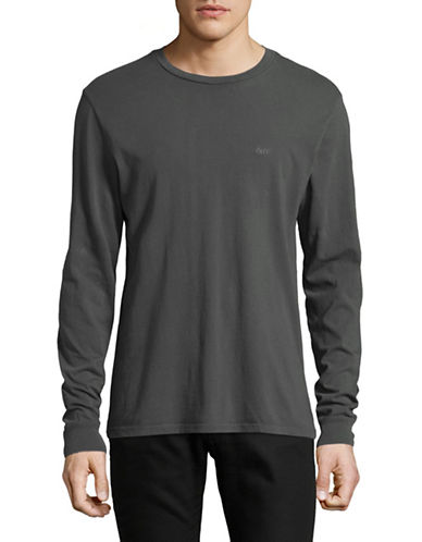 Obey Classic Crew Neck Shirt-BLACK-Large