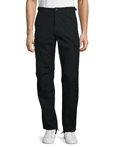 Obey Recon Cargo Pants-BLACK-31