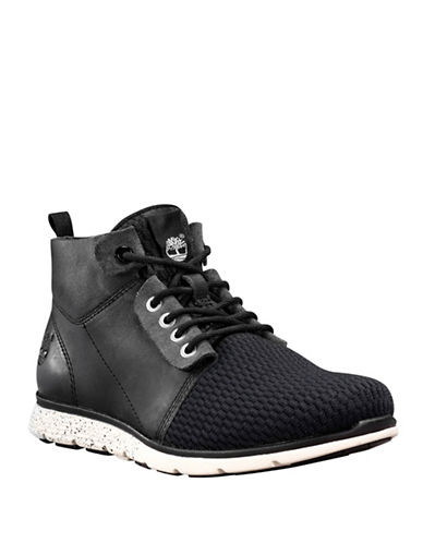 Timberland Killington Chukka Boots-BLACK-6.5