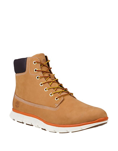 Timberland Killington Leather Boots-BROWN-8.5