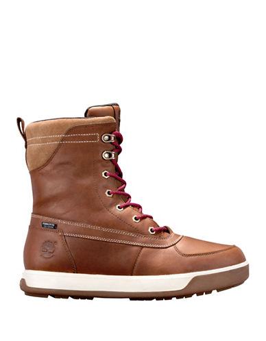 Timberland Tenmile Waterproof Boots-BROWN-8.5