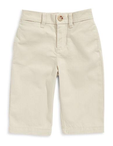 Ralph Lauren Childrenswear Lightweight Twill Pants-BEIGE-12 Months