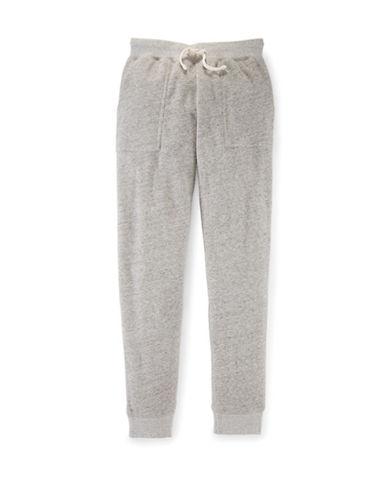 Ralph Lauren Childrenswear French Terry Sweatpants-DARK HEATHER-X-Large 88093275_DARK HEATHER_X-Large