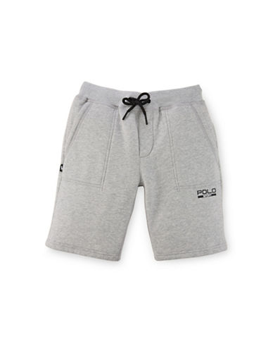 Polo Sport Fleece Shorts-ANDOVER HEATHER-X-Large 88159533_ANDOVER HEATHER_X-Large