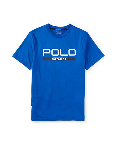 Polo Sport Performance Jersey T-Shirt-SAPPHIRE-Small 88159492_SAPPHIRE_Small