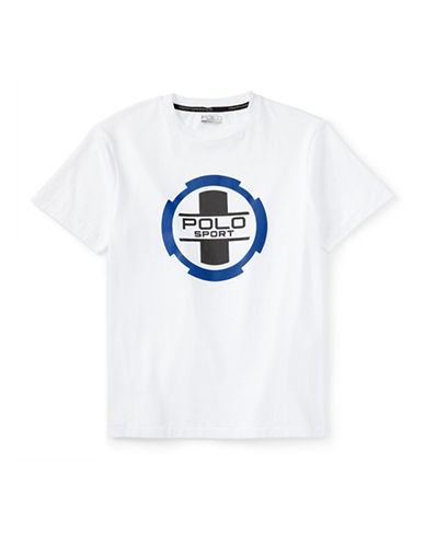 Polo Sport Graphic T-Shirt-PURE WHITE-Small 88159544_PURE WHITE_Small