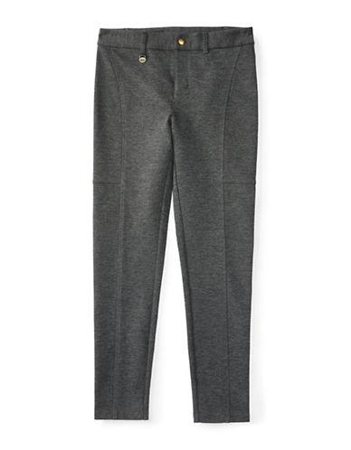 Ralph Lauren Childrenswear Slim Fit Stretch Pants-GREY-Small 88402725_GREY_Small