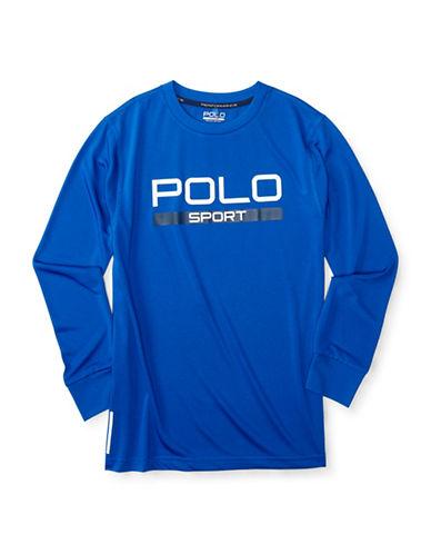 Polo Sport Jersey Long Sleeve T-Shirt-SAPPHIRE STAR-Small 88459719_SAPPHIRE STAR_Small