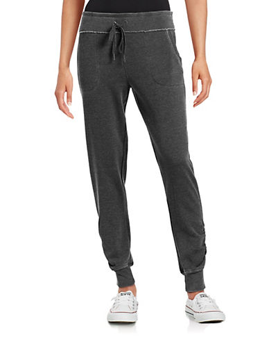 Calvin Klein Performance Vintage-Look Jogger Pants-SLATE-Medium 88038211_SLATE_Medium