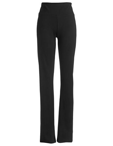 Calvin Klein Performance Ponte Performance Leggings-BLACK-Large