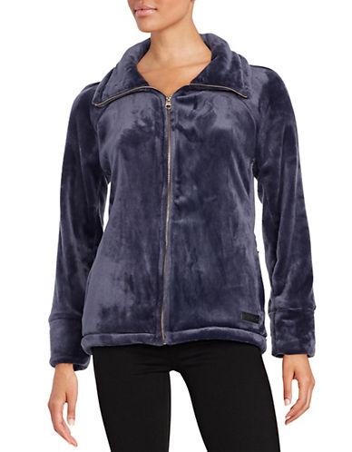 Calvin Klein Performance Faux Mink Performance Jacket-PURPLE-Medium 87893924_PURPLE_Medium