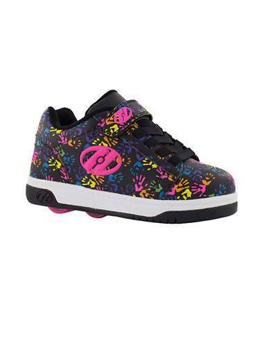 Heelys Dual Up X2 Skate Shoes-BLACK-2