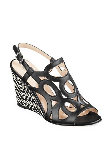 Aquatalia Sana Wedge Sandals-BLACK-8