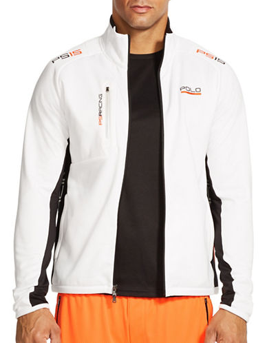 Polo Sport Lightweight Track Jacket-PURE WHITE-XX-Large 88237445_PURE WHITE_XX-Large