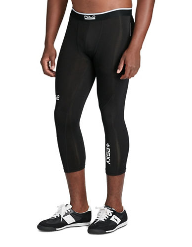 Polo Sport Compression Jersey Tights-POLO BLACK-XX-Large 88543346_POLO BLACK_XX-Large