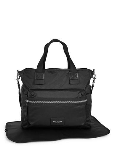 Marc Jacobs Biker Babybag-BLACK-One Size