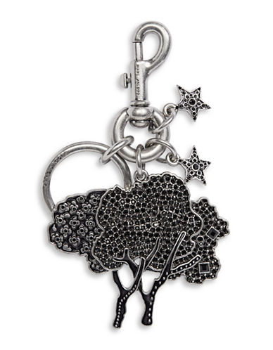 Marc Jacobs Cartoon Tree Star Bag and Key Charm-GREY-One Size