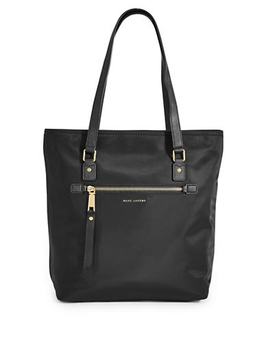 Marc Jacobs Trooper Tote Bag-BLACK-One Size