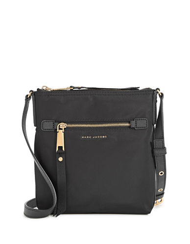 Marc Jacobs NS Crossbody Bag-BLACK-One Size