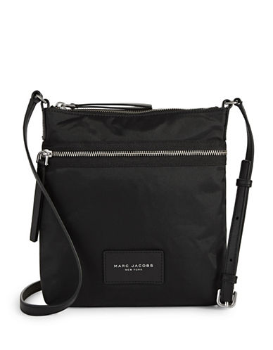 Marc Jacobs Biker Crossbody Bag-BLACK-One Size