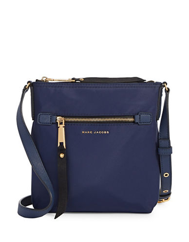 Marc Jacobs NS Crossbody Bag-BLUE-One Size