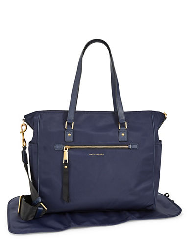 Marc Jacobs Trooper Baby Bag-MIDNIGHT BLUE-One Size