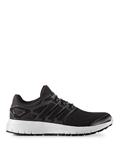 Adidas Energy Cloud Running Shoes-BLACK/WHITE-10 88458351_BLACK/WHITE_10