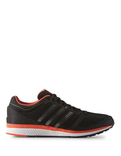Adidas Mana RC Bounce Shoes-BLACK/IRON/RED-9.5 88458506_BLACK/IRON/RED_9.5