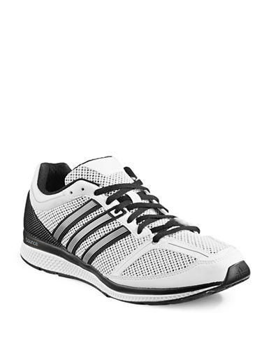 Adidas Mana RC Bounce Sneakers-WHITE/BLACK-11 88458497_WHITE/BLACK_11