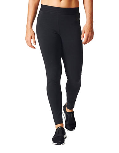 Adidas Sport ID Jersey Tights-BLACK-Small