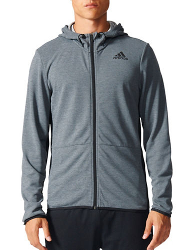 Adidas Climacool Workout Hoodie-BLACK-Small 88890670_BLACK_Small