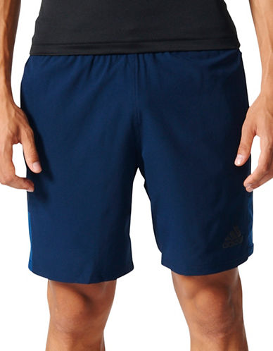 Adidas Speedbreaker Climacool Shorts-BLUE-Small 89196615_BLUE_Small