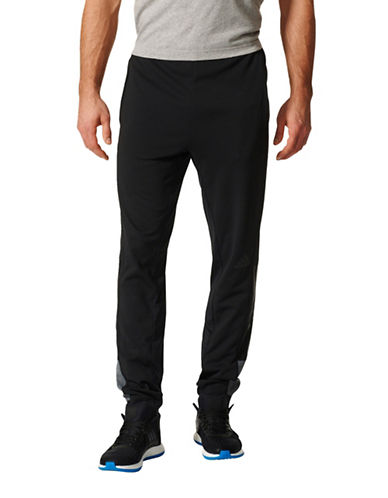Adidas Climacool Workout Pants-BLACK-Large 88890667_BLACK_Large