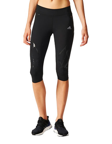 Adidas Adizero Sprintweb Cropped Tights-BLACK-Large 88943070_BLACK_Large
