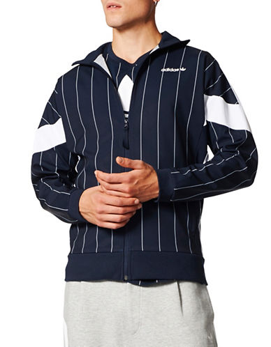 Adidas CLR84 Pinstripes Track Jacket-BLACK-Medium 89036202_BLACK_Medium