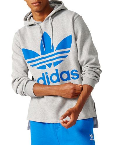 Adidas NYC Herringbone Block Hoodie-GREY-Large 89036293_GREY_Large