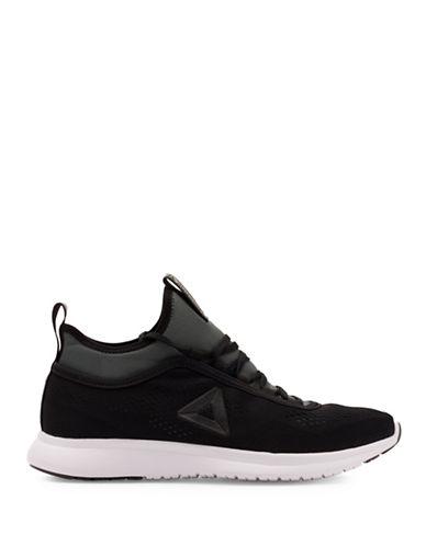 Reebok Plus Runner Tech Sneakers-BLACK-11.5 89037106_BLACK_11.5