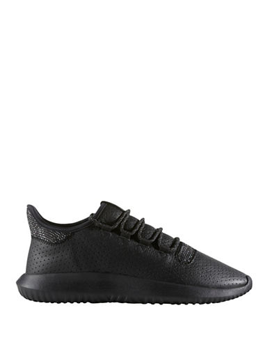 Adidas Originals Tubular Shadow Slip-On Sneakers-BLACK-10