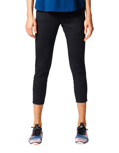Adidas Ankle Zip Skinny Pants-BLACK-Medium 89080314_BLACK_Medium