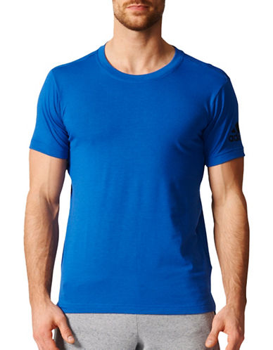 Adidas FreeLift Prime T-Shirt-BLUE-Small 89036236_BLUE_Small