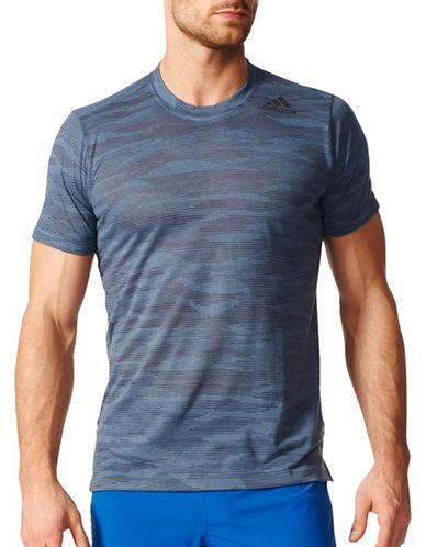Adidas Aeroknit Climacool FreeLift T-Shirt-BLUE-Medium 88905329_BLUE_Medium