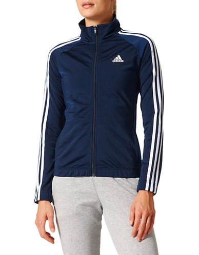 Adidas Raglan Sleeve Track Jacket-NAVY-Medium 89699097_NAVY_Medium