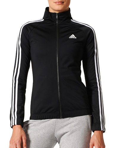 Adidas Designed 2 Move Track Jacket-BLACK-Large