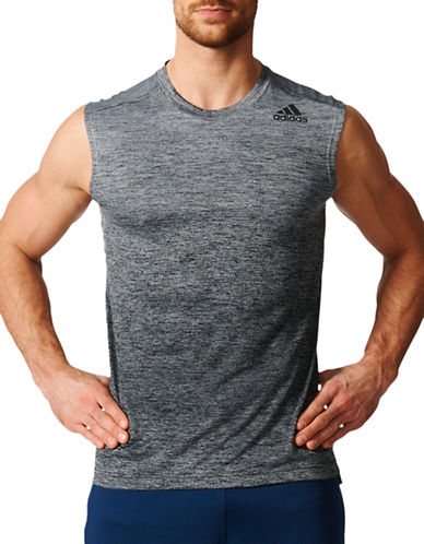 Adidas Gradient Sleeveless T-Shirt-GREY-Small 89036186_GREY_Small
