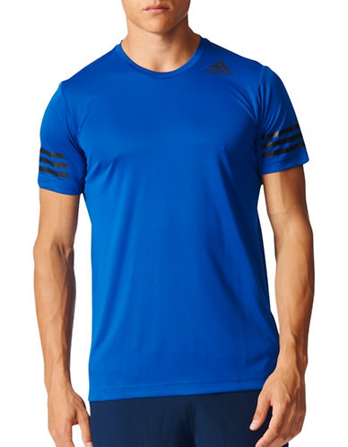 Adidas FreeLift Climacool Tee-BLUE-Large 89200895_BLUE_Large
