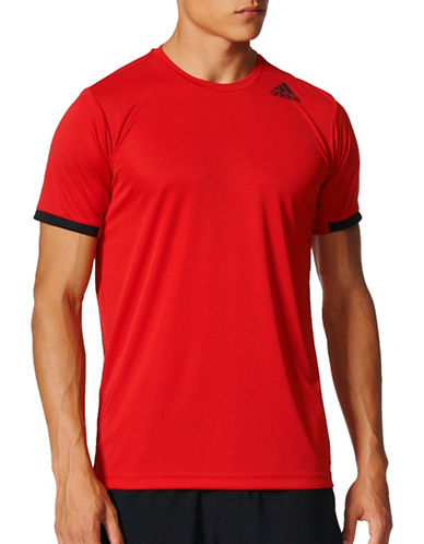 Adidas FreeLift Climacool T-Shirt-ORANGE-Large 88905275_ORANGE_Large
