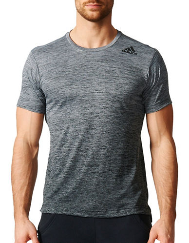 Adidas FreeLift Gradient T-Shirt-GREY-Large 88890696_GREY_Large