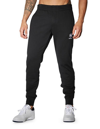 Reebok French Terry Pants-BLACK-Small 88654195_BLACK_Small